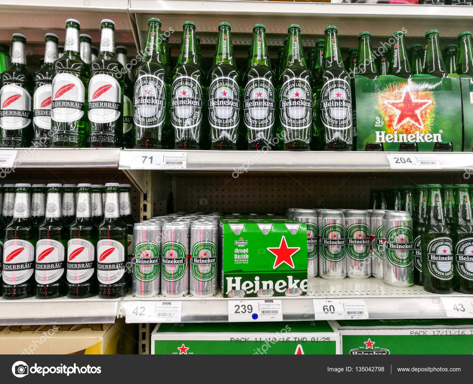 Heineken – Shelf Management