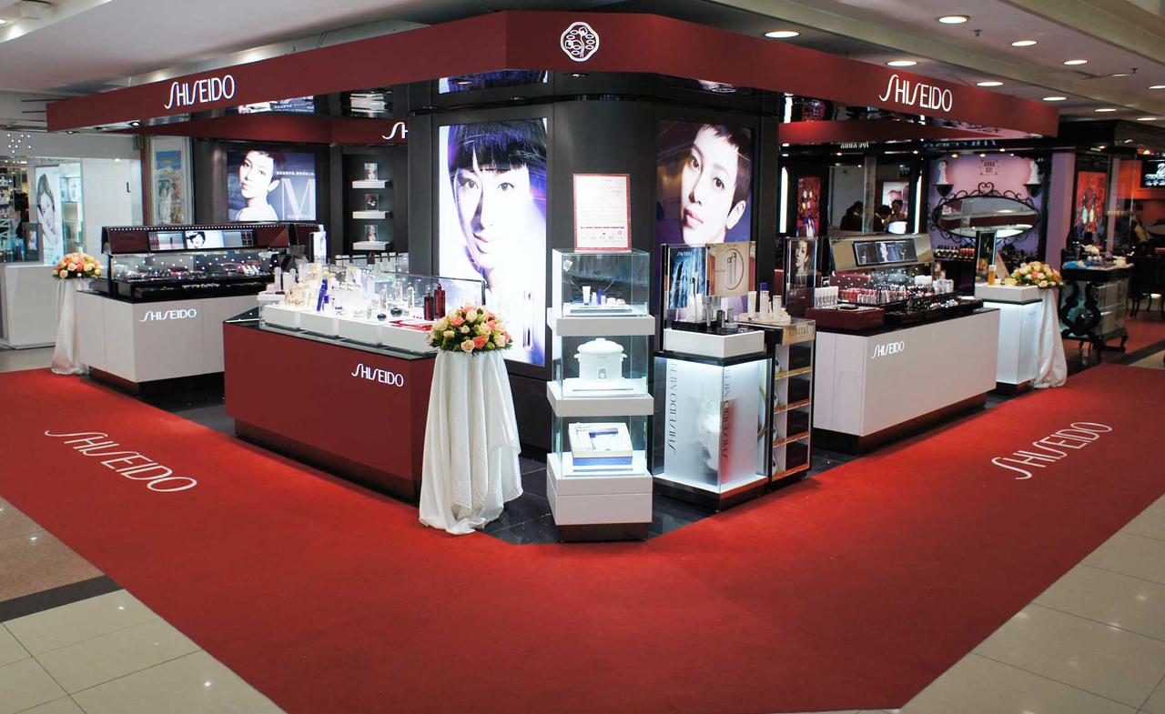 Shiseido – Store Sale Mobility